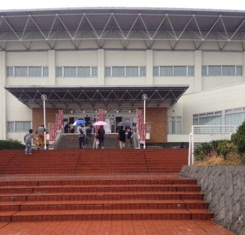 香芝中央体育館