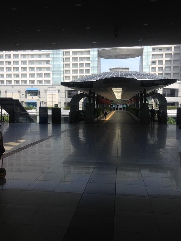 関空第2ターミナル行き
