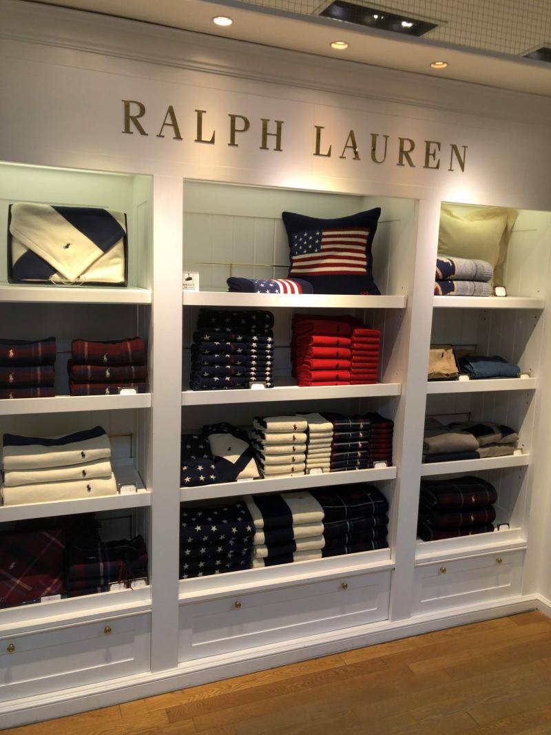 ラルフローレンのタオル